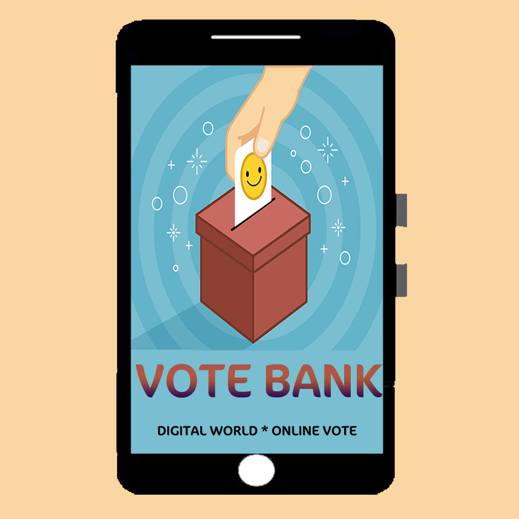 Vote Bank: Digital World * Online Vote