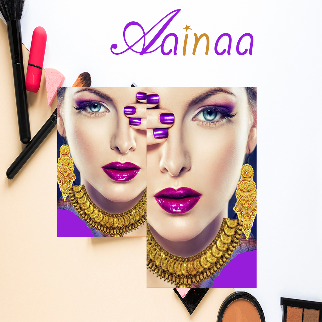 Aainaa – Connecting Parlor, Saloon, Jeweler and Dress Maker